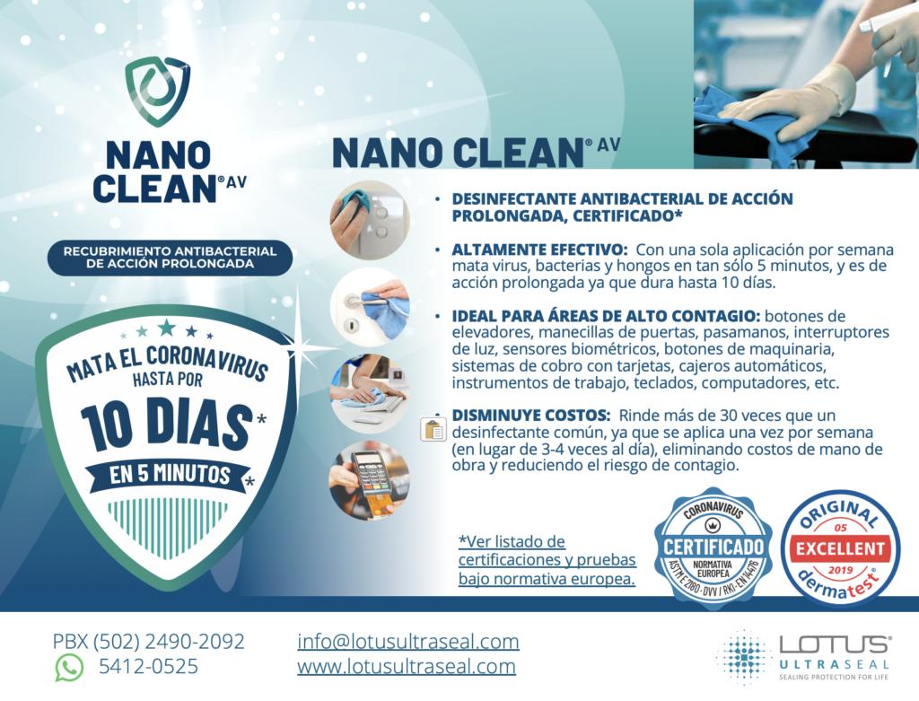 NanoClea®Av